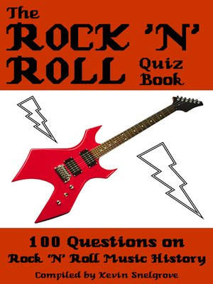 cover image of The Rock 'n' Roll Quiz Book