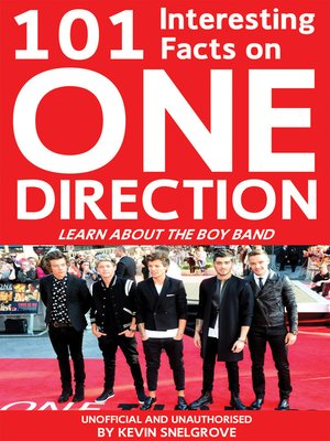 cover image of 101 Interesting Facts on One Direction