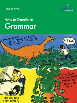 cover image of How to Dazzle at Grammar