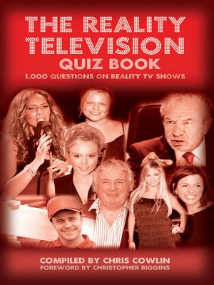 cover image of The Reality Television Quiz Book