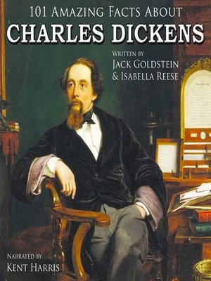 cover image of 101 Amazing Facts about Charles Dickens