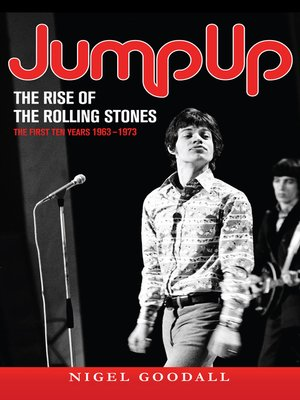 cover image of Jump Up - The Rise of the Rolling Stones