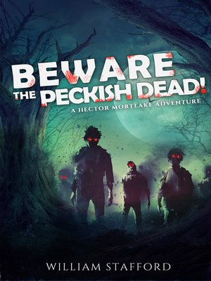 cover image of Beware The Peckish Dead!