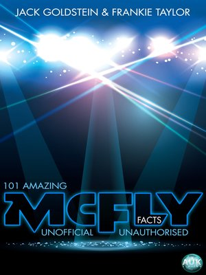 cover image of 101 Amazing McFly Facts