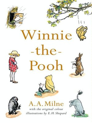 cover image of Winnie-The-Pooh