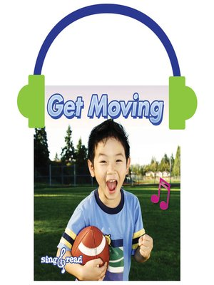 cover image of Get Moving
