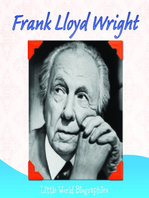 cover image of Frank Lloyd Wright