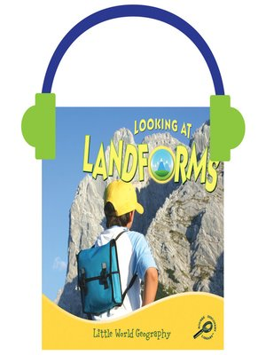 cover image of Looking at Landforms