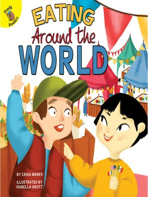 cover image of Eating Around the World