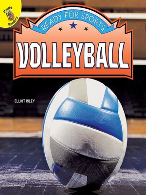 cover image of Ready for Sports Volleyball, Grades PK - 2