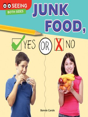 cover image of Junk Food, Yes or No