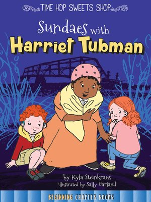cover image of Sundaes with Harriet Tubman