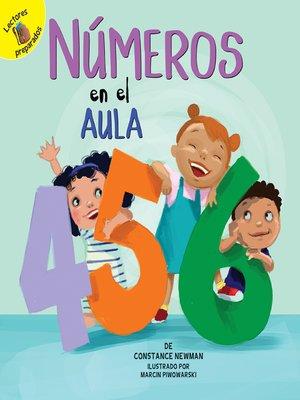 cover image of Números en el aula
