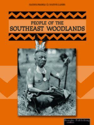 cover image of People of the Southeast Woodlands
