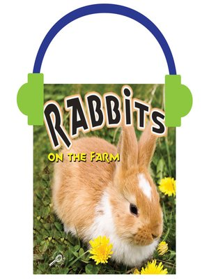 cover image of Rabbits on the Farm