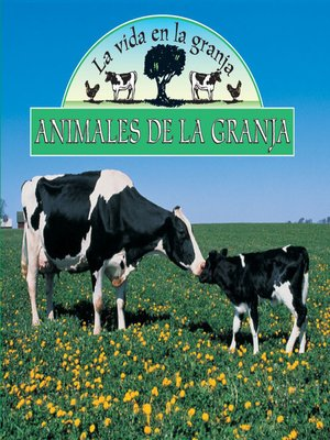 cover image of Animales de la granja