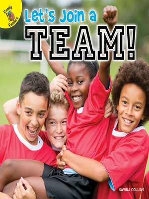 cover image of Let's Join a Team!