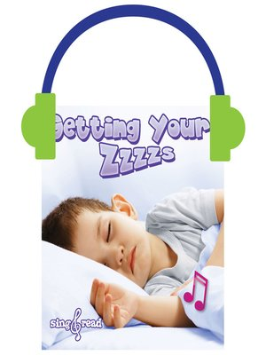 cover image of Getting Your Zzzzs
