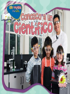 cover image of Conozco a un científico (I Know a Scientist)