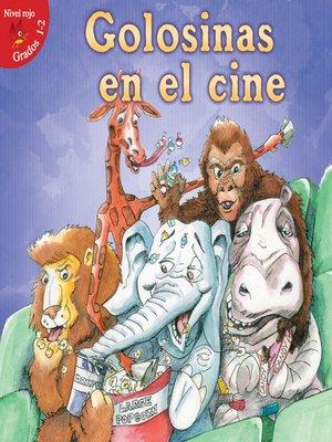 cover image of Golosinas en el cine