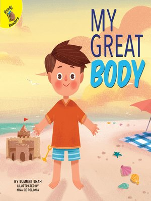 cover image of My Great Body