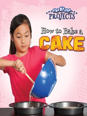 cover image of How to Bake a Cake