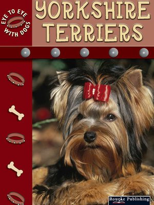 cover image of Yorkshire Terriers