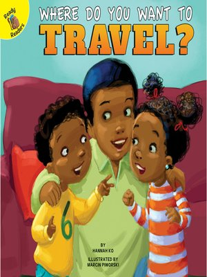 cover image of Where Do You Want to Travel?
