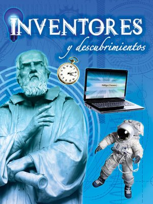 cover image of Inventores y descubrimientos (Inventors and Discoveries)