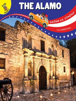 cover image of The Visiting U.S. Symbols Alamo