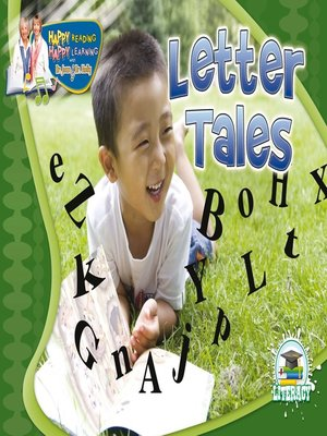 cover image of Letter Tales
