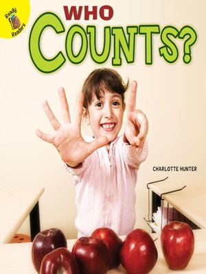cover image of Who Counts?