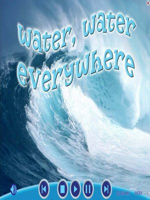 cover image of Water Water Everywhere