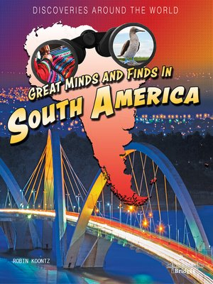 cover image of Great Minds and Finds in South America