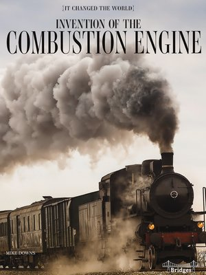 cover image of Invention of the Combustion Engine