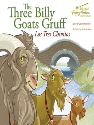 cover image of The Bilingual Fairy Tales Three Billy Goats Gruff
