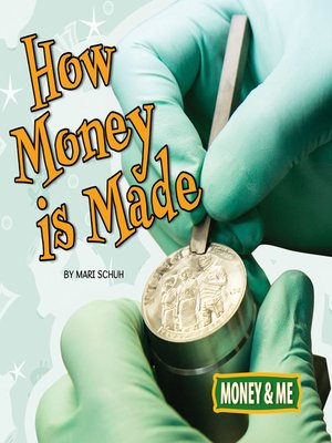 cover image of How Money Is Made