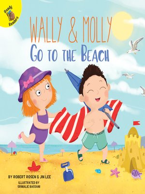 cover image of Wally and Molly Go to the Beach