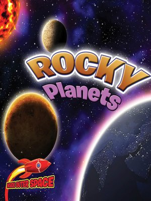 cover image of Rocky Planets