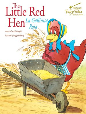 cover image of The Bilingual Fairy Tales Little Red Hen, Grades 1 - 3