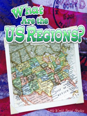 cover image of What Are the US Regions?