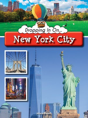 cover image of Dropping In On New York City