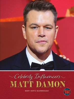 cover image of Matt Damon