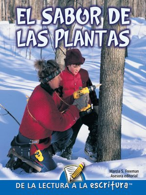 cover image of El Sabor De Las Plantas (Flavors from Plants) (Spanish-Readers for Writers-Fluent)