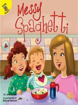 cover image of Messy Spaghetti
