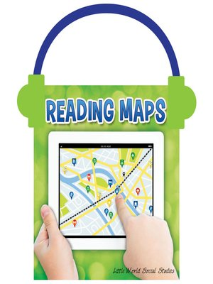 cover image of Reading Maps