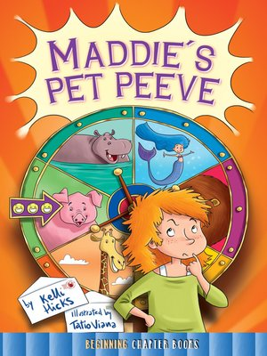 cover image of Maddie's Pet Peeve