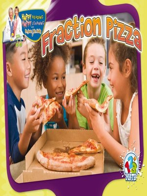 cover image of Fraction Pizza