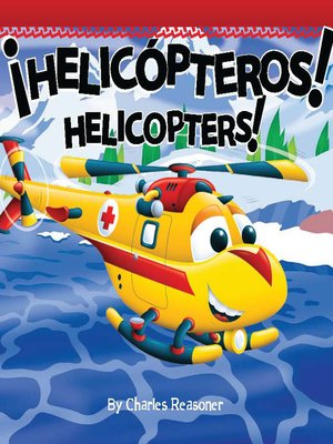 cover image of ¡Helicópteros! (Helicopter)