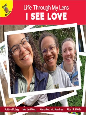 cover image of I See Love